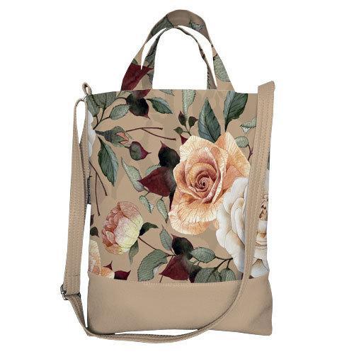 Городская сумка City Розы (SCB_FFL011_OR)