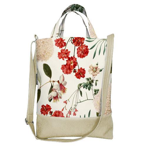 Городская сумка City Цветочное настроение (SCB_ILI017_SBR)
