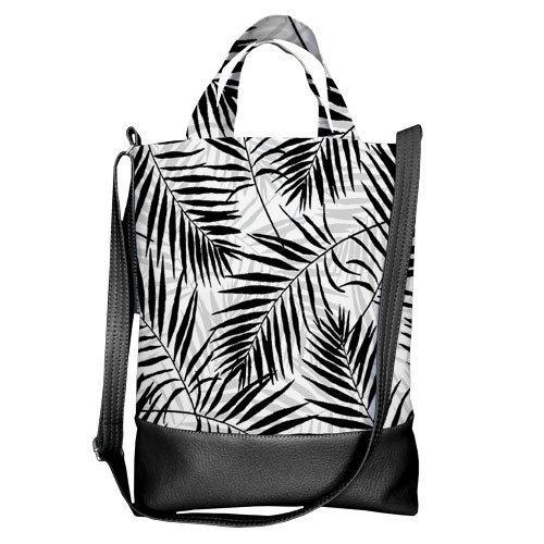 Городская сумка City Тропики (SCB_TRO020_BL)