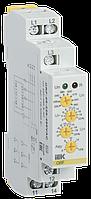Реле контроля фаз ORF 06 3 фазы 220-460В AC, ИЕК [ORF-06-220-460VAC]