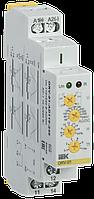 Реле контроля напряжения ORV 1 фаза 110-240В AC/DC, ИЕК [ORV-01-AD110-240]