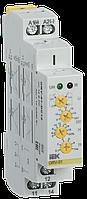 Реле контроля напряжения ORV 1 фаза 12В DC, ИЕК [ORV-01-DC12]