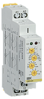 Реле контроля напряжения ORV 1 фаза 220В AC, ИЕК [ORV-01-A220]