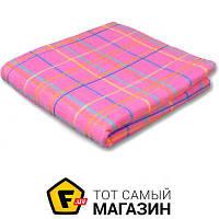 Полотенце Речицкий Текстиль Люкс 68x140см, розовый (4с02.041) душевое (банное)