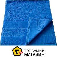 Полотенце Речицкий Текстиль Журавинка 67x150см, синий (4с82.111) душевое (банное)