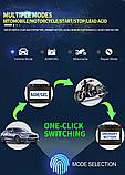 Импульсное зарядное устройство  (12V 8A / 24V 4A) для легковых и грузовых авто с функцией восстановления АКБ., фото 4