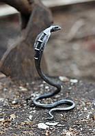 Змея кованая