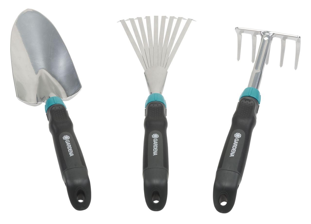 Набор садового инструмента Gardena Comfort Small Tools  Set