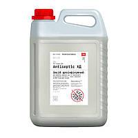 Средство для дезинфекци рук Antiseptic ХД 4л  для кожи рук и поверхностей #0120