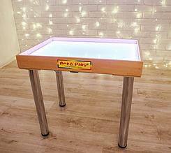 Стол для рисования песком Maxi (Ясень) Сосна