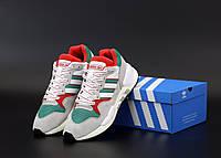 Мужские кроссовки Adidas EQT серого цвета, фото 1