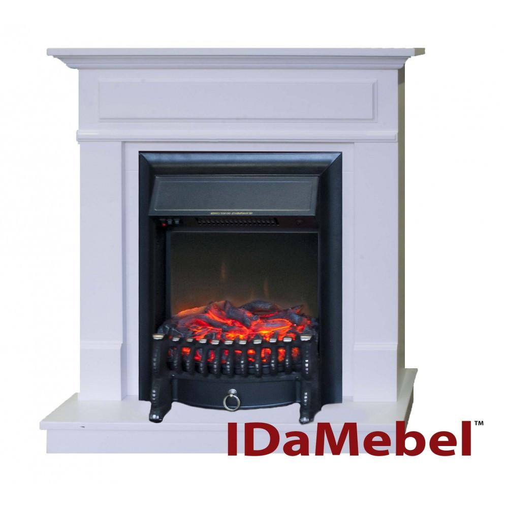Электрокамин с порталом ROYAL FLAME IdaMebel Margo (каминокомплект)