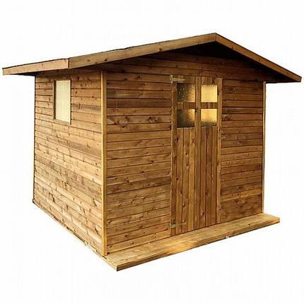 Деревянный склад -Каюта- Домик - W160250, фото 2