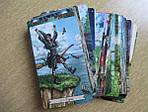Everyday Witch Tarot. Повседневное Таро ведьмы (78 карт и руководство в подарочном футляре), фото 5