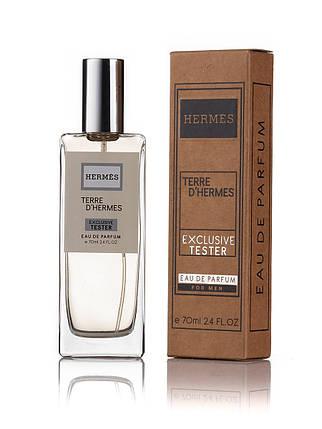 Hermes Terre d`Hermes - Exclusive Tester 70ml, фото 2