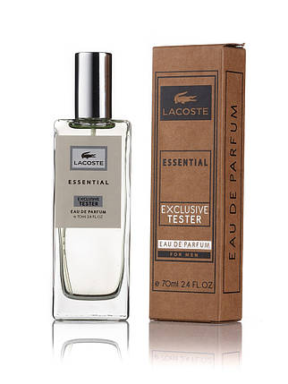 Lacoste Essential - Exclusive Tester 70ml, фото 2