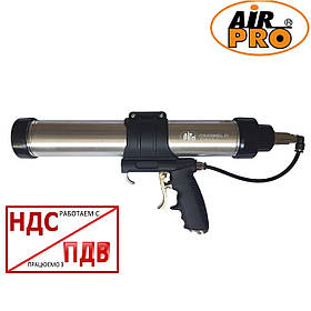 Пистолет для герметика пневматический 600 мл 2 в 1  Air Pro CG2032MCL-13 Тайвань