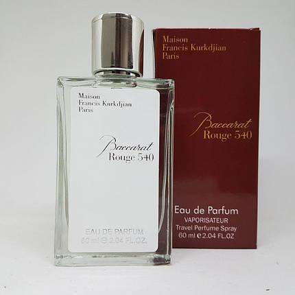 Maison Francis Kurkdjian Baccarat Rouge 540 - Travel Spray 60ml, фото 2