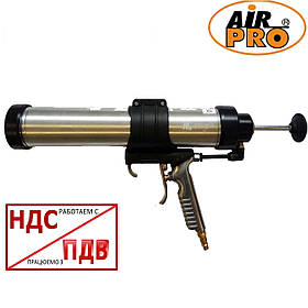 Пневматический пистолет для герметика 600 мл 2 в 1 Air Pro CG2032M-13 Тайвань