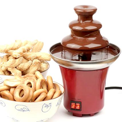 Мини шоколадный фонтан Mini Chocolate Fontaine, фото 2