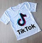 Модні футболки Твк Струм, фото 2