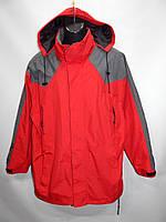 Мужская куртка ветровка весна-осень Multitex р.52 037KMD