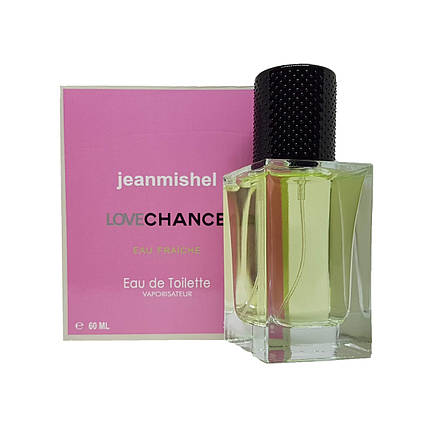 Jeanmishel Love Chance Eau Fraiche (13) 60ml, фото 2