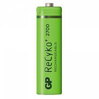 Аккумулятор Ni-Mh GP ReCyko+ AA (270AAHCE, R6), 2700mAh