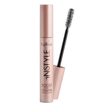Тушь Для Ресниц Boost Effect Volume Topface Instyle PT308, фото 2