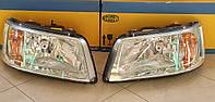 Оригинальные фары volkswagen t5 transporter, фото 1