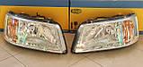 Оригинальные фары volkswagen t5 transporter, фото 2