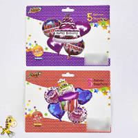 Набор фольгированных шаров День Рождения C 31792 (500) 2 вида