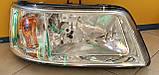 Оригинальные фары volkswagen t5 transporter, фото 3