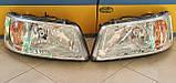 Оригинальные фары volkswagen t5 transporter, фото 6