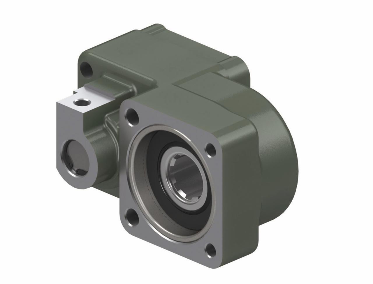 Коробка отбора мощности FS/ FSO / H / V / 6109 - 6209 - 8209 (левое вращение) 021215023
