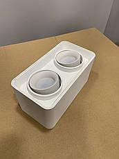 Белый светильник с направлением света, фото 3