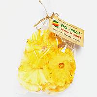 Фруктові чіпси з манго-15 і ананаса-15, суміш 30 грам, фото 1