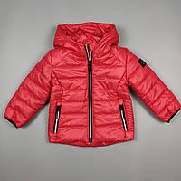 Куртка для хлопчика 2-6 років Червоний, фото 1