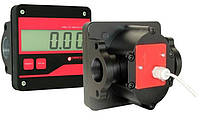 MGE/I-110 - Электронный счетчик топлива с импульсным выходом 5-110 л/мин (Gespasa)