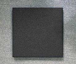 Резиновая плитка Стандарт 20 мм графит