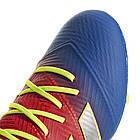 Детские профессиональные бутсы Adidas Nemeziz Messi 18.1 FG JR. Оригинал. Eur 38(24cm)., фото 5