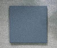 Резиновая плитка Стандарт 30 мм светло-серая