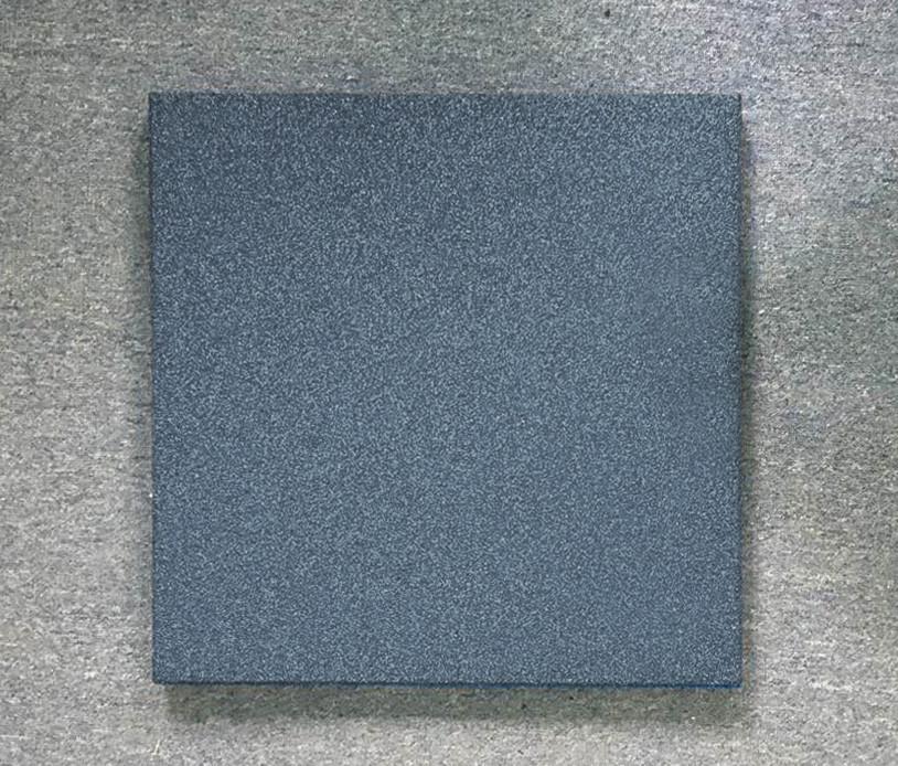 Резиновая плитка Стандарт 40 мм светло-серая