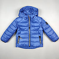 Куртка для хлопчика 2-6 років Електрик, фото 1