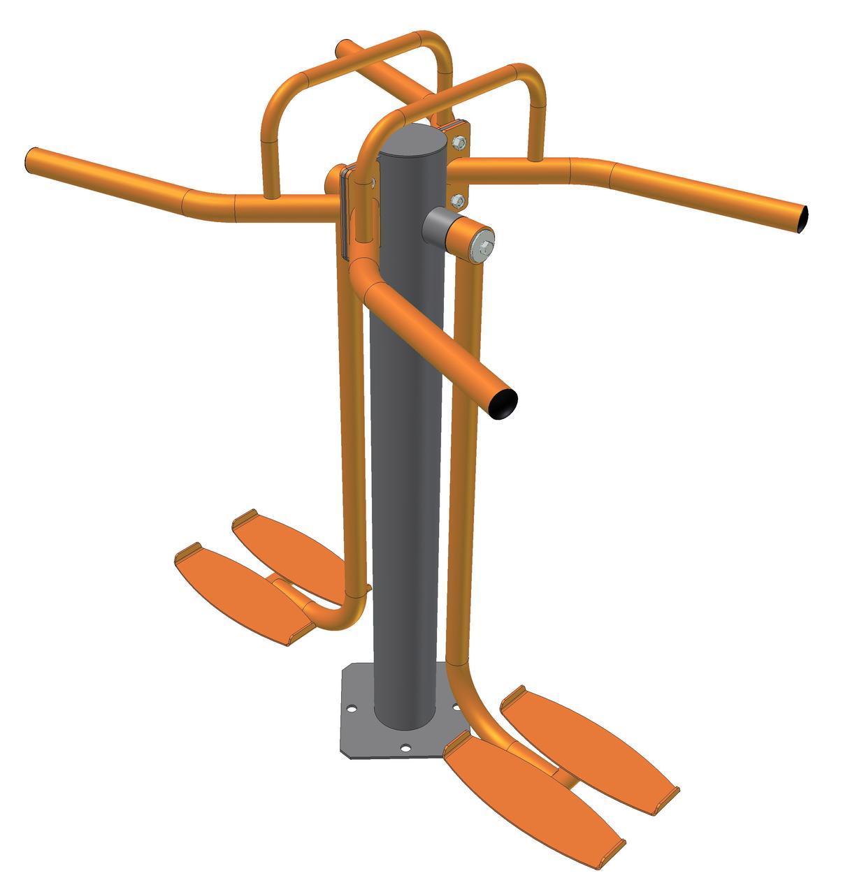 Тренажер для ягодичных мышц Маятник