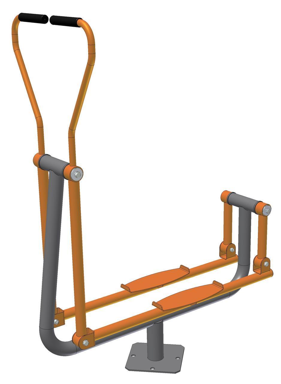 Лыжник тренажер