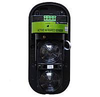 Периметральный датчик для охраны дома.двора с дальностью действия на 250 м для улицы и 500 м для дома. 231491