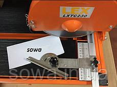 ✔️ Плиткорез LEX LXTC 230 |  1500 Вт, фото 2