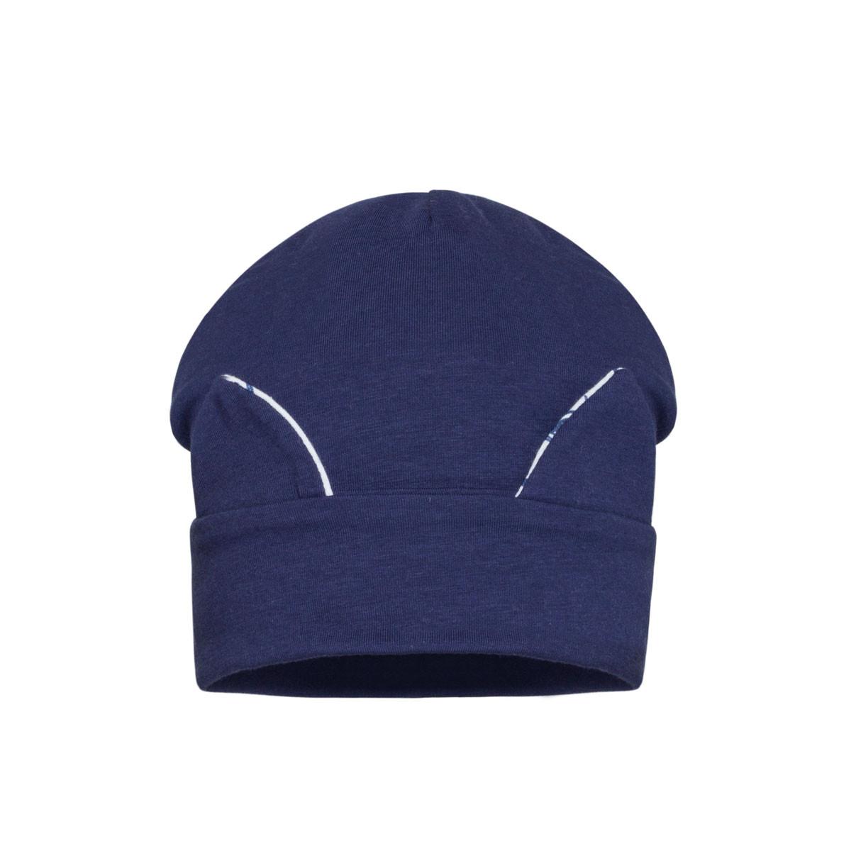 Детская шапка для мальчика BARBARAS Польша CB32/C Синий