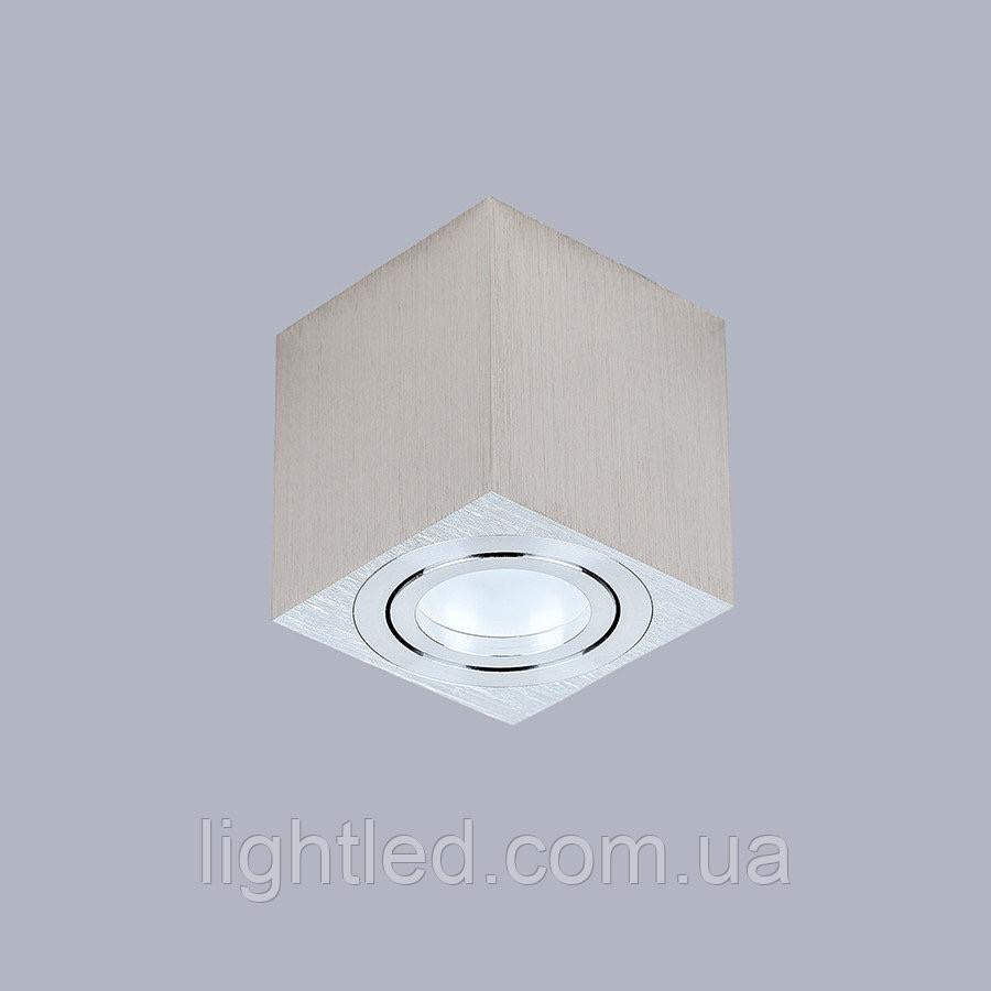 """Серый светильник """"Куб"""" с направлением света"""